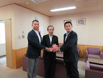 メルセデスベンツさんとジコサポで日本赤十字社を通し熊本の被災地に募金をさせていただきました