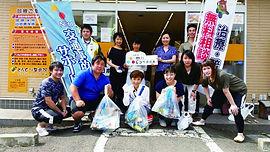 20160814仙台道路清掃