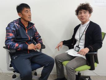 ロアッソ熊本トップチームGKコーチ澤村公康氏との対談
