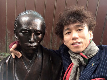坂本龍馬さんに会ってきました
