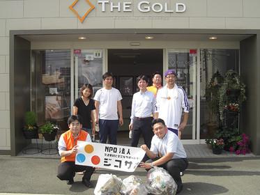 ジコサポ日本 浜松支部 7月度道路清掃活動を行いました。