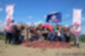 うなぎいも×アグレミーナ浜松 大収穫祭2016