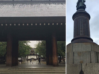 大村益次郎と靖国神社と吉田松陰の弟子