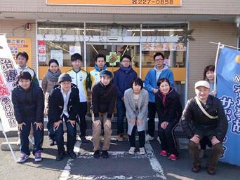 全国3か所同時開催:NPOジコサポの道路清掃活動です、仙台・浜松・宇部