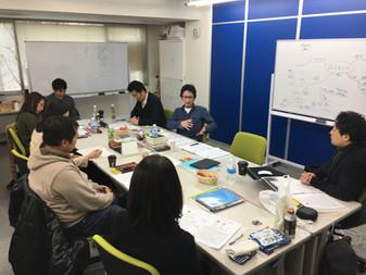 The Changeカウンセラー勉強会を行いました2月19日