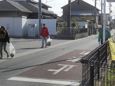 ジコサポ日本浜松支部 3月度清掃活動を行いました。