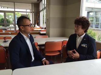 ロイター通信で書籍 21世紀の吉田松陰の弟子 が紹介されました