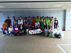 20160925浜松道路清掃