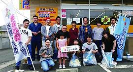 20160911仙台道路清掃