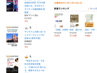 Amazon1位になりました 天才論・ZONEの世界 桜井マッハ速人、小楠健志