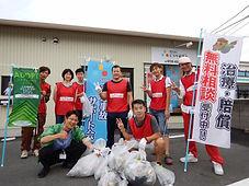 20160615岡山道路清掃