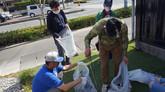 5月 NPOジコサポ浜松 第59回 ボランティア道路清掃活動を行いました。:浜松市南区 ジコサポ保険整骨院