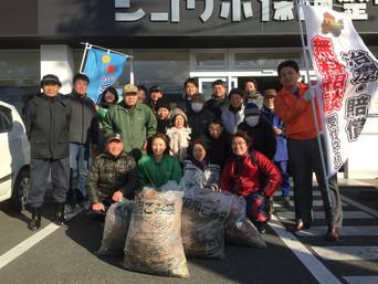 NPOジコサポ日本の「道路清掃活動」のお知らせ