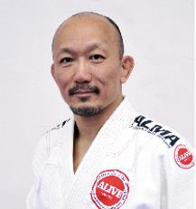 総合格闘技・柔術道場ALIVE代表  鈴木陽一先生