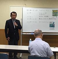 NPO法人ジコサポ日本 顧問 塩谷 立 先生