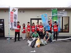 20160525岡山道路清掃