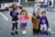 浜松 森田自動車街 こどもハロウィン2016