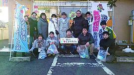 20170108仙台道路清掃