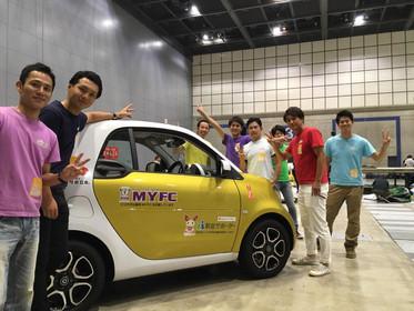 ジコサポ日本 イベント活動での新たな仲間