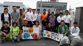 20160619浜松道路清掃