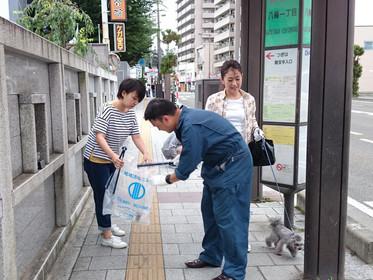 仙台支部清掃活動を実施しました。