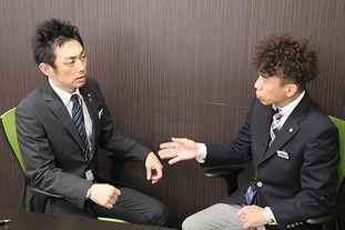 藤本広敬と小楠健志のチームビルディング対談2