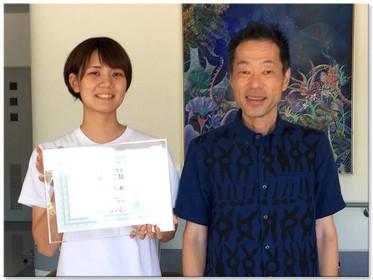 ジコサポ日本 沖縄支部 交通事故専門士資格取得講習会を開催しました。