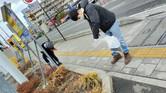 3/14 ジコサポ仙台にて道路清掃活動が行われました。