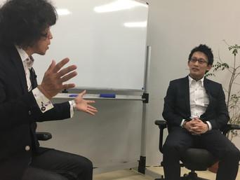 僕が代表をつとめるプライベートメンタルジムThe Changeのプログラム開発者片田智也氏と対談しました