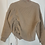 Thumbnail: Side Ruched Knitted Jumper