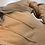 Thumbnail: SOPHIE Beige Oversized Ruched Hoodie