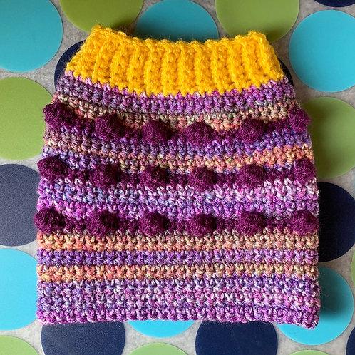 Size S - Dog Sweater Vest - Pansey Patch