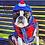 Thumbnail: Custom Barkclava Dog Hat - Made to order - You choose the colors!