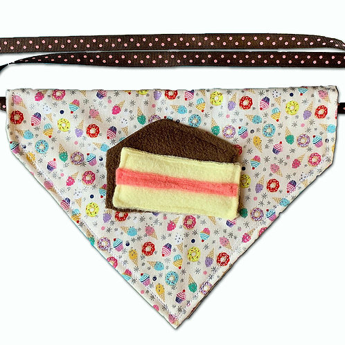 Piece of Cake Birthday FUNdana - Pet Bandana