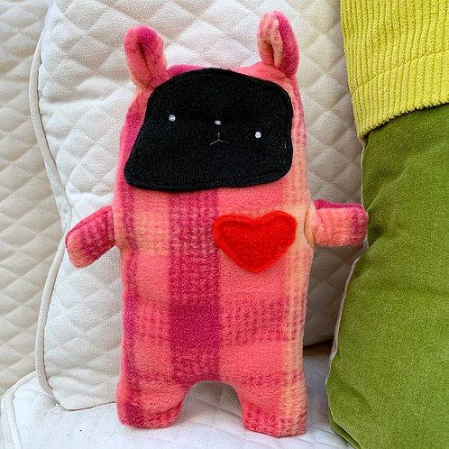 Pru ~ The Bunny Bummlie ~ Stuffing Free Dog Toy