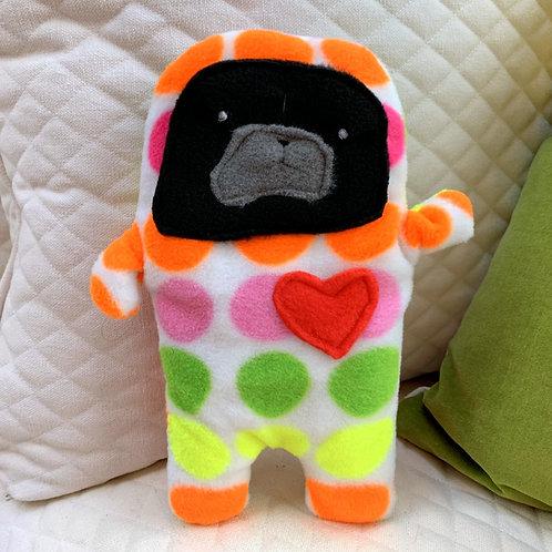 Tart - The Pug-Jama Bummlie ~ Stuffing Free Dog Toy