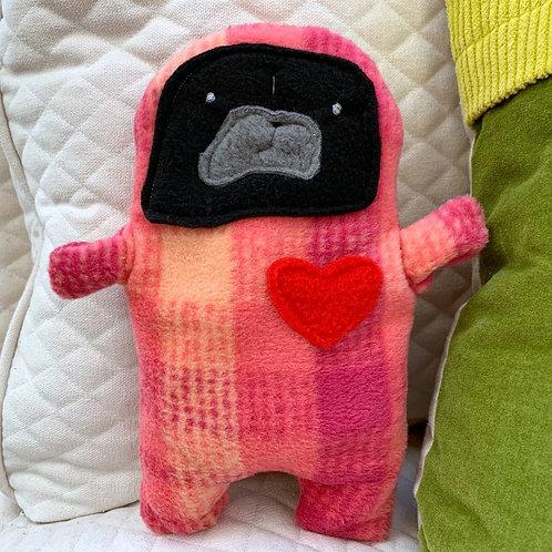 Pippy - The Pug-Jama Bummlie ~ Stuffing Free Dog Toy