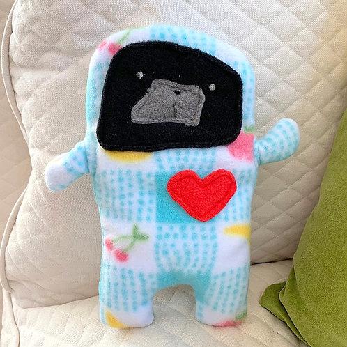 Fruity - The Pug-Jama Bummlie ~ Stuffing Free Dog Toy