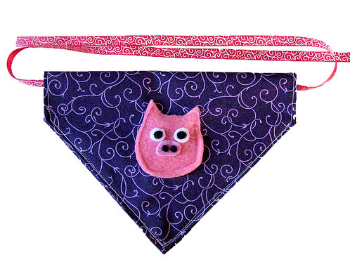 Pig Out FUNdana - Pet Bandana