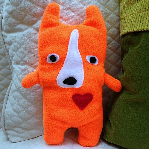 Colton ~ The Corgi Bummlie ~ Stuffing Free Dog Toy