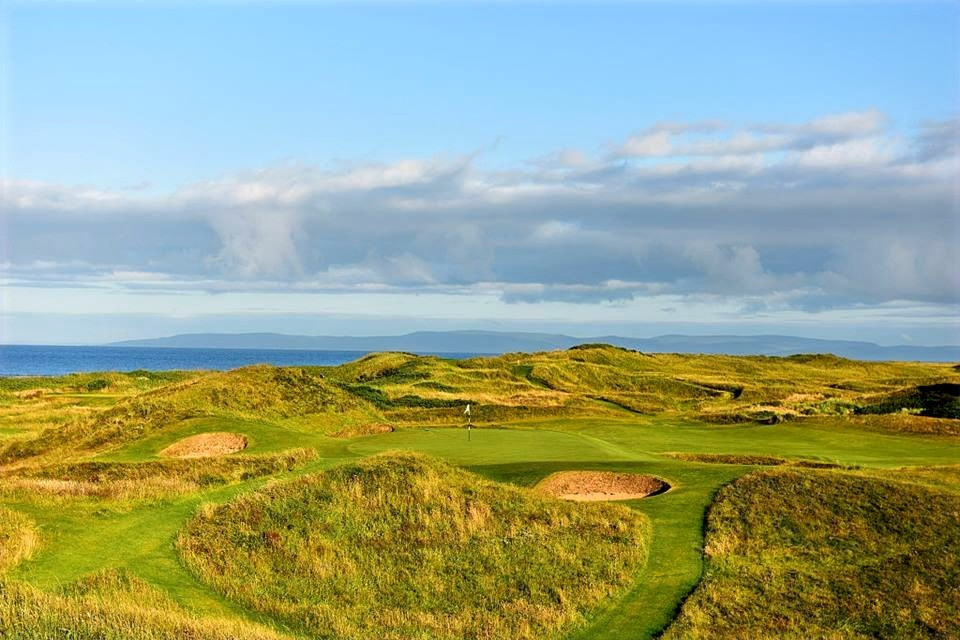 Royal Troon, golf, golfing, R&A, The Open Championship, the AIG Women's British Open