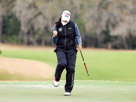 South Korean Player Captures U.S. Women's Open Championship