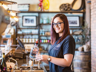 An Inside Job: Master Distiller