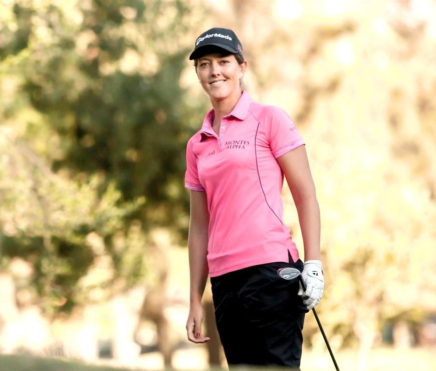 golfer, lpga, symetra, professional golf, coach, chile, golf action, junior golf, joaquin niemann, golf swing