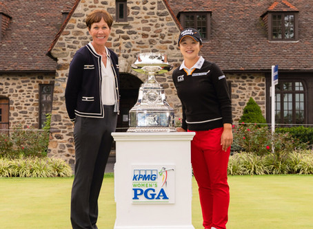 Sei Young Kim Captures KPMG Women's PGA Championship in Record Fashion