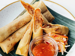Recipes — Southeast Asian Spring Rolls