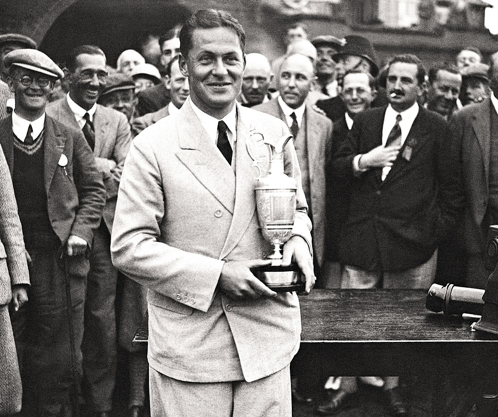 Robert Tyre Jones Jr., Bobby Jones, Grand Slam, Golf, US Open, US Amateur, British Amateur, The Open Championship,