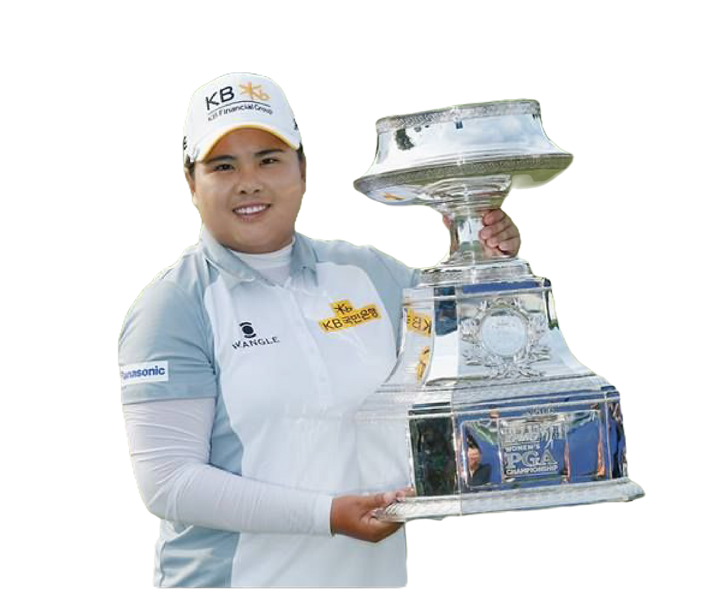 LPGA, South Korea, Inbee Park, Golf,
