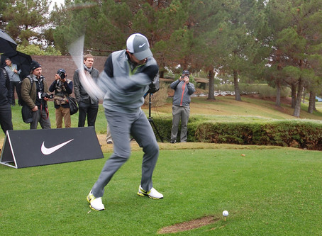 Developing Speed in The Golf Swing