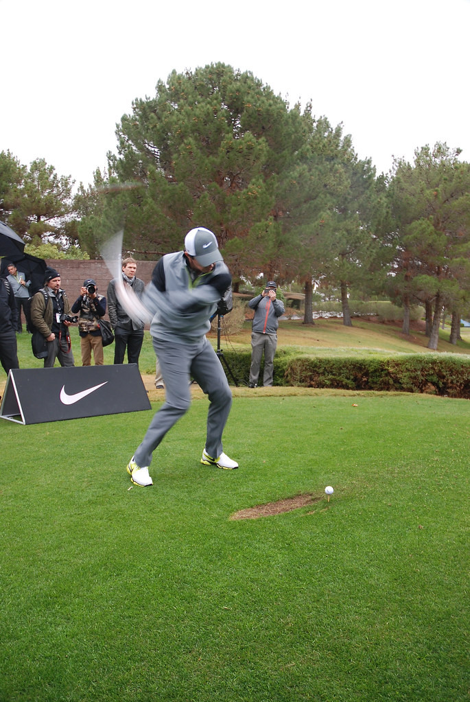 Rory McIlroy, golfer, PGA, European Tour, biomechanics, golf swing, driving the golf ball, analysis, ground force, swing force, TPI